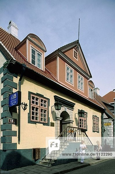 Stadt Estland alt Pernau