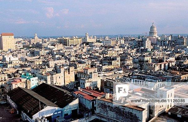 Übersicht. Havanna. Kuba