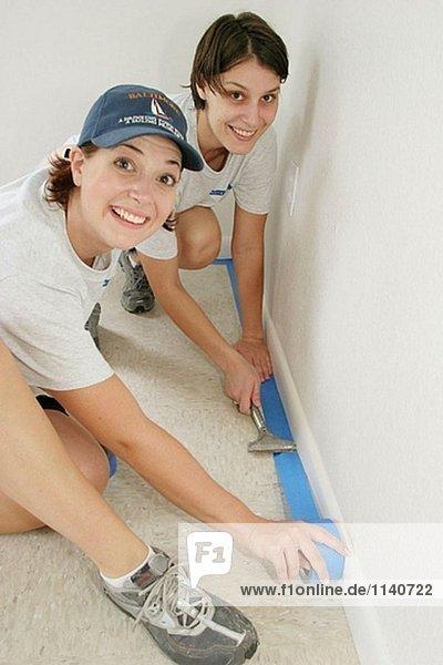 Vereinigte Staaten von Amerika USA bauen Freiwilliger Eigentumswohnung Lebensraum Mensch Florida Miami neues Zuhause