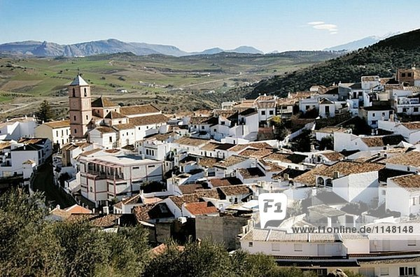 Casabermeja. Provinz Málaga  Andalusien. Spanien