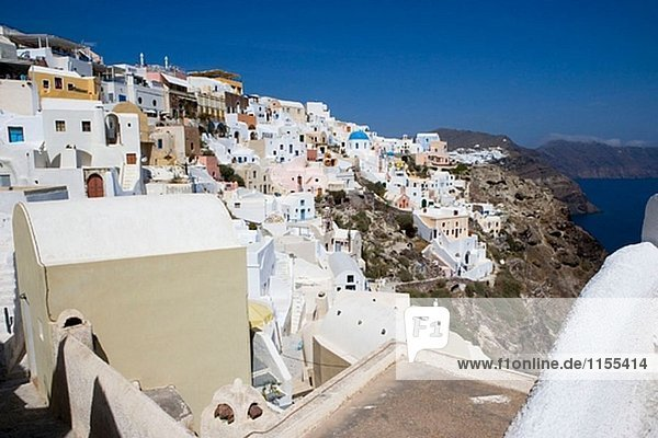Santorin Griechenland Oia Ia