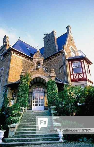 Frankreich französisch Bett Frühstück Bretagne Cancale Köchin Ille-et-Vilaine
