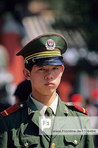 Chinesisches Volk. China.