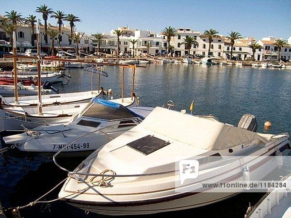 Insel Menorca Spanien