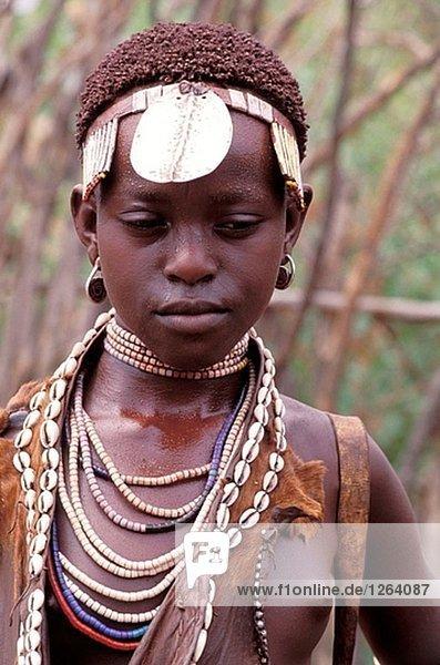 abgelegen,Afrika,Afrikaner,Dorf,Eingeborener - Age