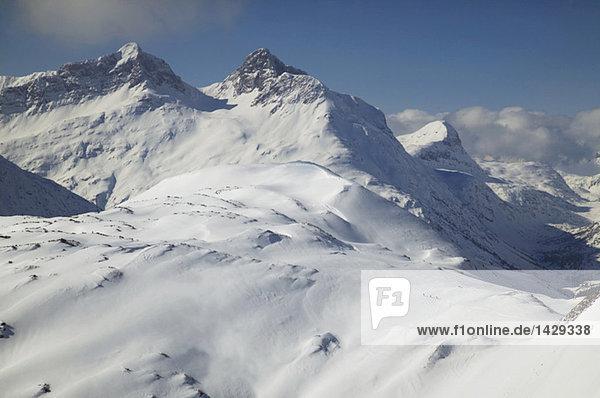 Österreich  Vorarlberg  Lech  Schneegebirge