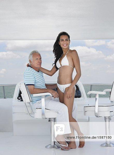 Bootfahren Abenteuer