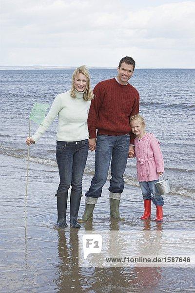 Kalten Wetter Strand