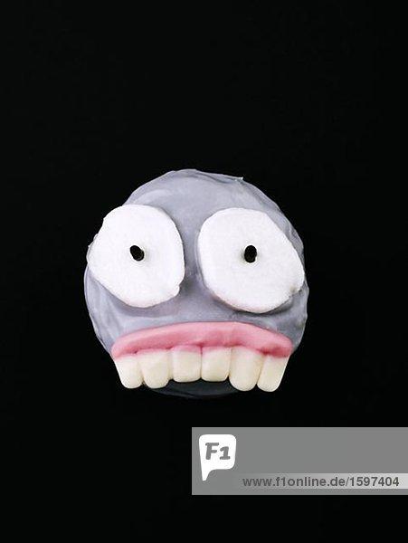 Ein Monster Muffin.