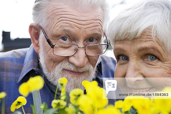 Счастливые шведские пенсионеры