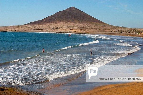 El Medano. Teneriffa. Kanarischen Inseln. Spanien