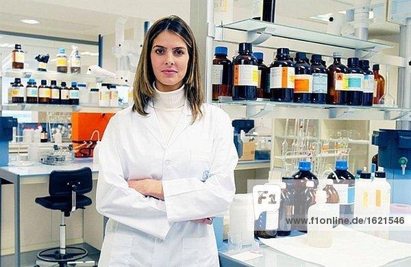Chemical characterization laboratory