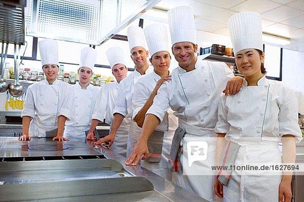 kochen Schule (Einrichtung) Koch