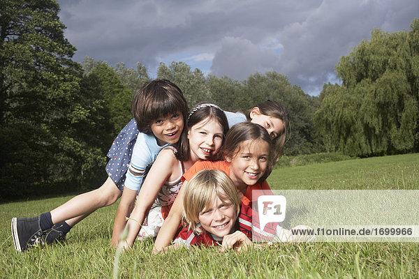 Outdoors Children
