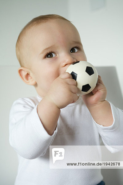 Baby Beißball  Taille hoch