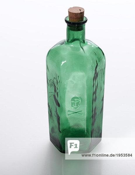 Poison-Bottle  close-up
