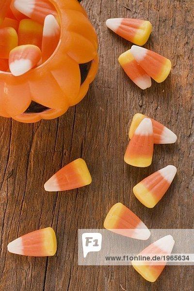 Candy Corn (Süssigkeiten zu Halloween  USA)