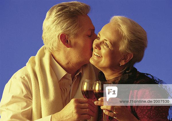50-60 Jahre,Alkohol,Alter,Erwachsener,Frau