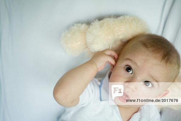 Baby Wackelt Mit Kopf
