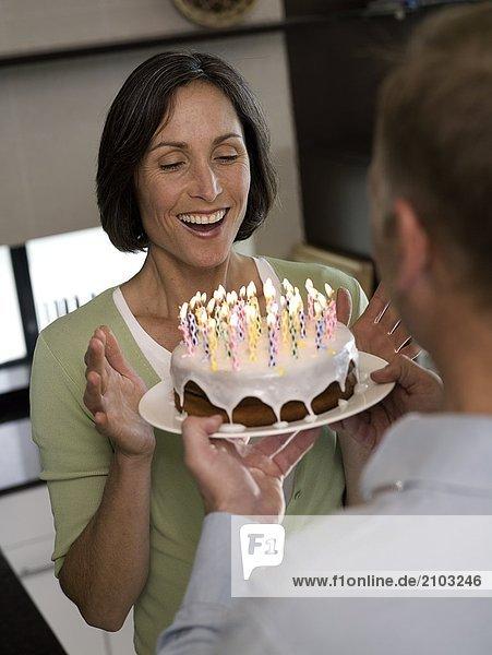 Fest festlich Geburtstag