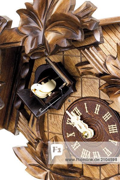 Kuckucksuhr  Detail Kuckucksuhr, Detail