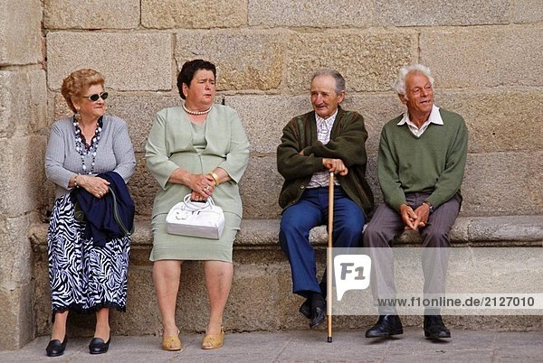 In der Kathedrale in Coria. Provinz Cáceres. Extremadura. Spanien.