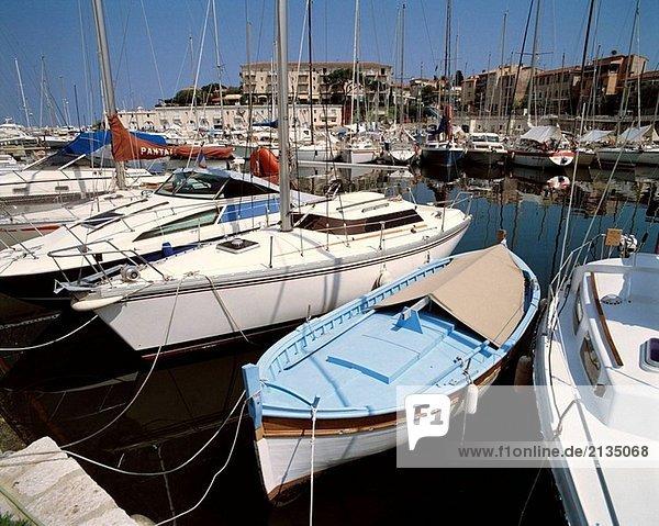 Saint-Jean-Cap-Ferrat. Alpes-Maritimes  Frankreich