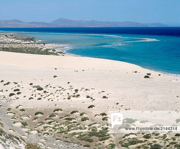 Fuerteventura  Kanaren  Spanien
