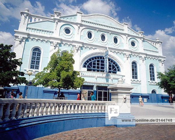Ward Theater. Kinsgton. Jamaika