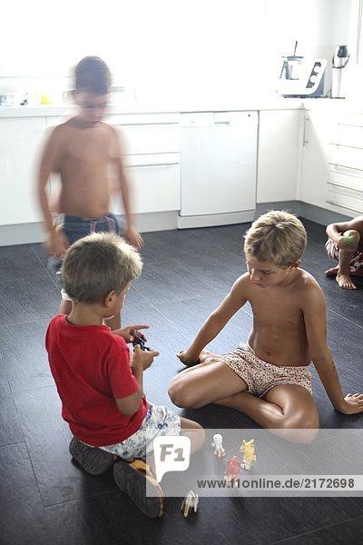 Küche spielen