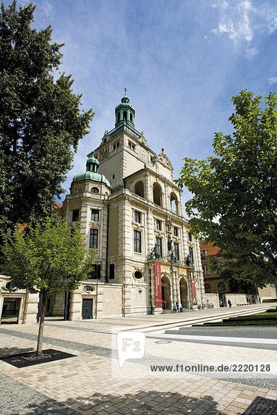 Germany  Bavaria  Bavarian National Museum  Munich
