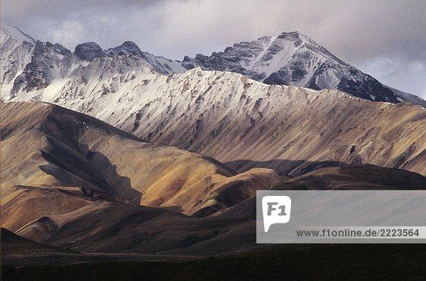 Denali National Park - Alaska Range Denali National Park - Alaska Range