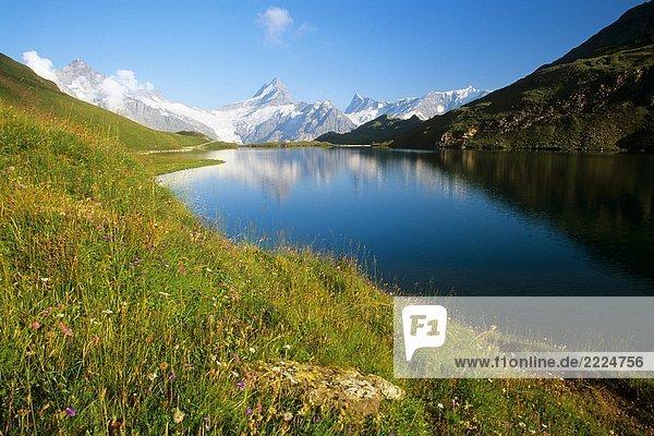 Bachalpsee - Berner Oberland Bachalpsee - Berner Oberland