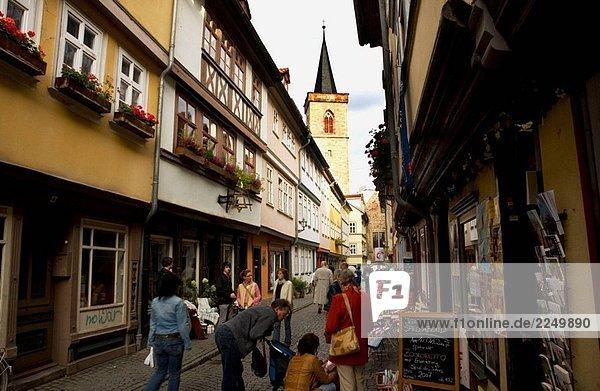 Erfurt Deutschland