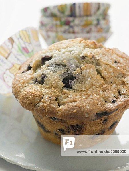 Muffin mit Chocolatechips