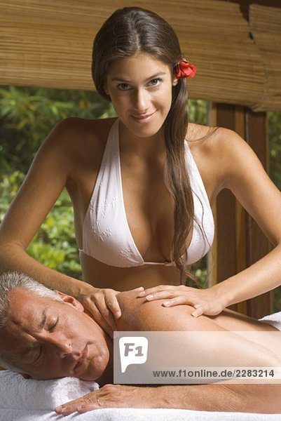 Free mature massage