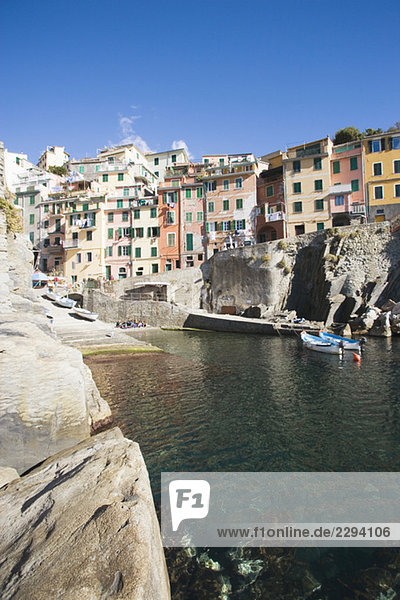 Italy  Liguria  Riomaggiore