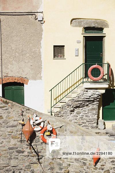 Italien  Ligurien  Riomaggiore  Haus