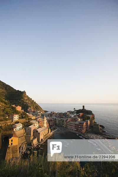 Italy  Liguria  Vernazza