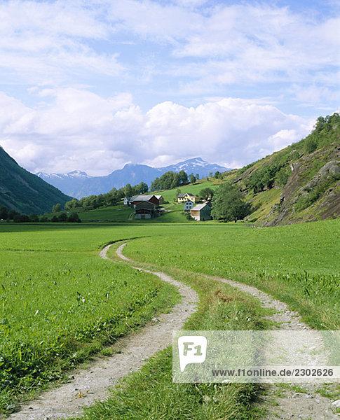 Aussicht,Autobahn,Bauernhof,Bauernhöfe,Bauwerk