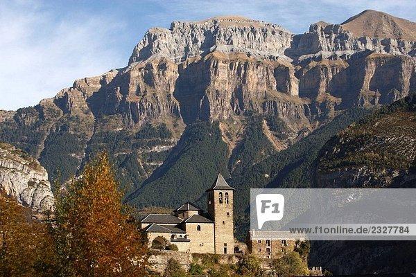 Nationalpark Aragonien Huesca Spanien