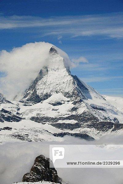 Matterhorn  Zermatt. Schweiz Matterhorn, Zermatt. Schweiz