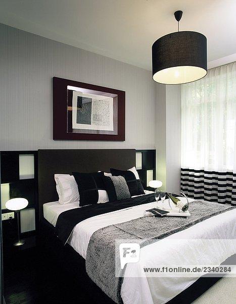 Zeitgenössische Schlafzimmer