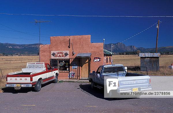 USA  New Mexico  Landschaft
