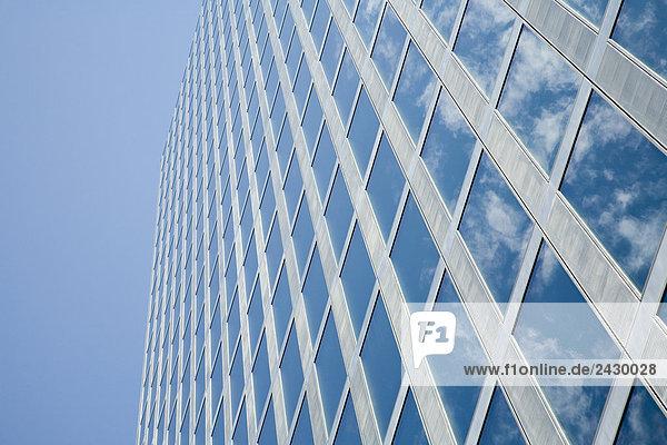 Deutschland  München  Highlight Towers  Nahaufnahme
