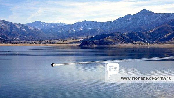 USA  Calfifornia  Kern County  Lake Isabella