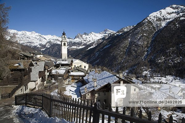 Aostatal Italien