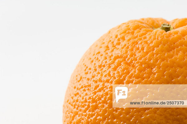 Orange  extreme Nahaufnahme Orange, extreme Nahaufnahme