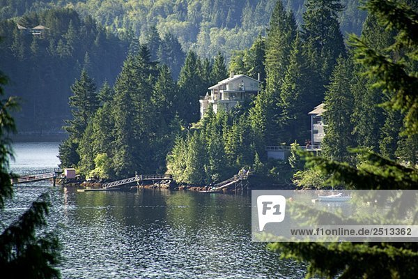 Deep Cove  Vancouver  BC  Canada