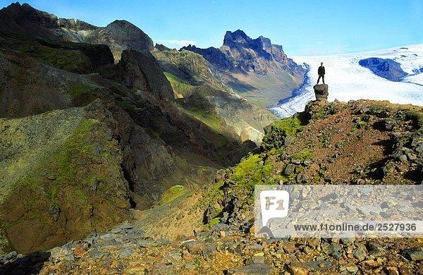 Skaftafell-Nationalpark  südlichen Island.